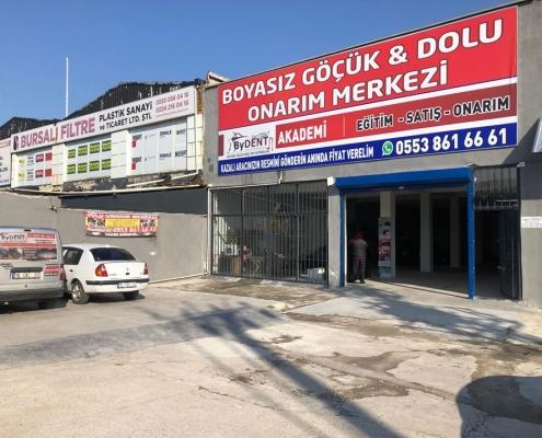 ByDENT Boyasız Göçük Onarım otomalzemeal.com